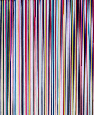 KERSTIN SOKOLL, Found, 2018, O001, 120 x 100 cm