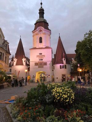 Idyllische Altstadt Krems