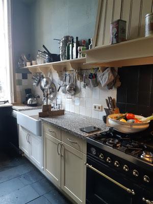 Linkerhelft keuken
