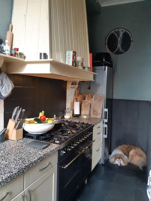 Rechterhelft keuken