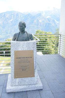 Zu Ehren von Fiorenzo Magni - der Triebfeder des Museums