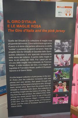 Maglia Rosa - die Geschichte zum Führungstrikot der Italienrundfahrt