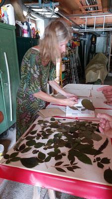 Talisman Forêt du Bager d'Oloron -Création avec Isabelle ClaverieTalisman