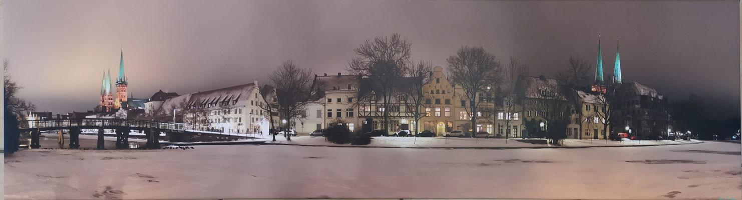 Uwe Freitag, Foto auf Leinwand, 145x40cm, 249,-€