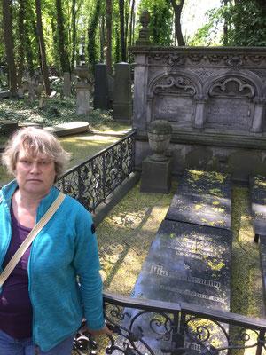 Max Liebermann's grave