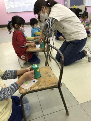 どれみLABO 幼稚園リトミック クリスマス