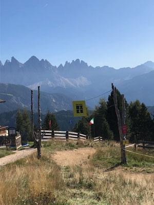 Das e-MTB Giant Reign im Bergtest