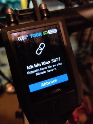 Bosch KIOX mit eBike Connect