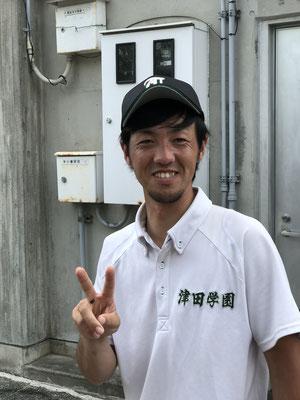 球場役員お疲れさまでした。廣田先生