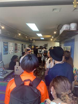NOVOL Live Painting Show 岡山