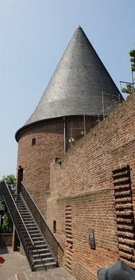 Stadtführung in Mönchengladbach, der dicke Turm