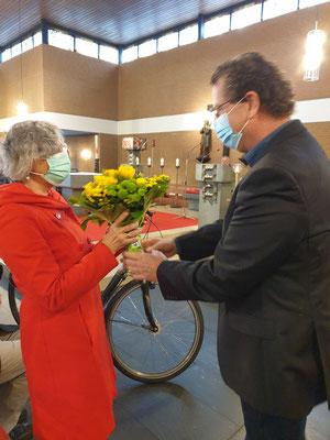 Blumen für Susanne Zschätzsch