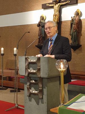 Ulrich Zschätzsch predigt