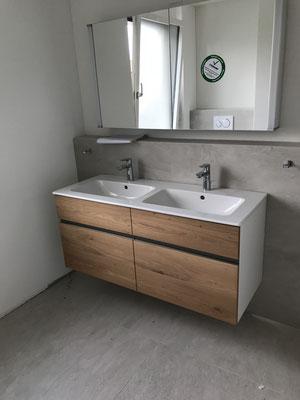 Waschtischmöbel, EFH Buchrain