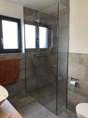 Duschverglasung EFH Rothenburg