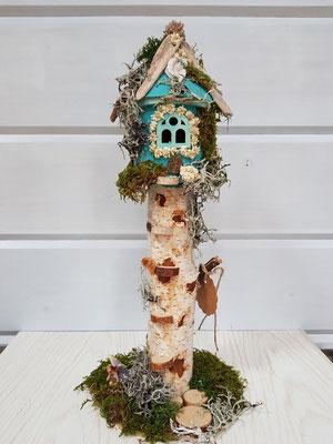 Kleines Feen Elfen Haus Höhe ca. 35 cm Preis € 38,-