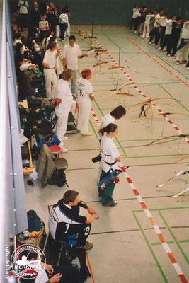 BSV Merkwitz 1997 e.V. bei der LM FITA Halle am 24.01.2004 in Osterburg