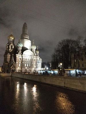 Blutskirche Sankt Petersburg