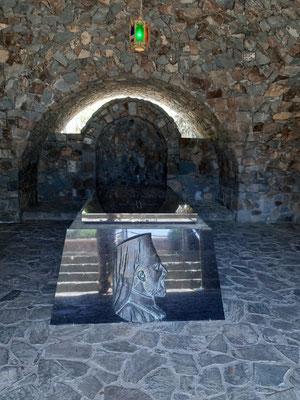 Das Grab von Makarios