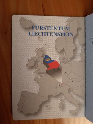 wo ist Liechtenstein?