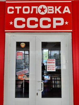 UdSSR-Kantine in Bender