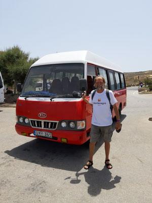 Rundfahrt auf Gozo