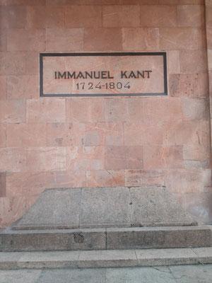 Kant-Mausoleum am Köingsberger Dom, Kaliningrad