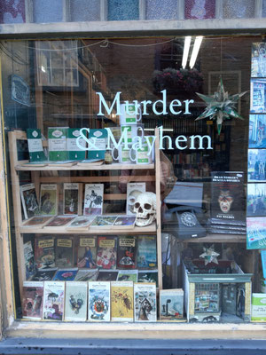 Crime Buchladen