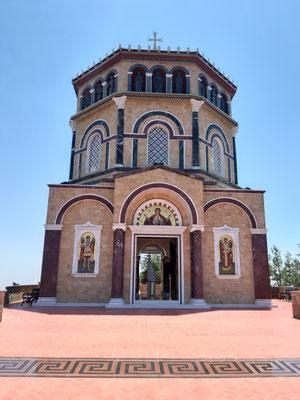 Kapelle in der Nähe des Grabes von  Makarios
