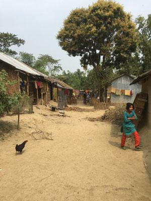 Es sind etwa 20 Familien, die nun das Trinkwasser nutzen können.