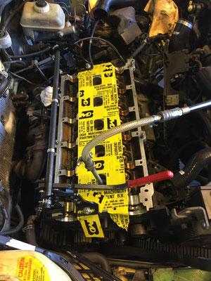 BTC Volvo 850 klepseals