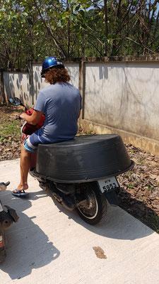 generell sind wir im Thai-Style unterwegs. ;-)