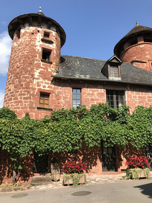 Collonges la Rouge .