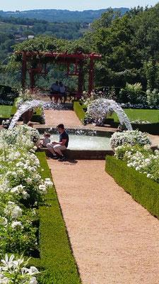 Jardin d 'Eyrignac .