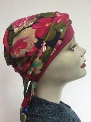 So 43 - Kopfbedeckung kaufen - Sommermodelle - Bajazzo - Sommerblumen