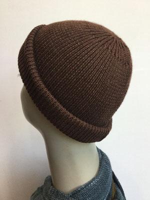 Wi 99t - Vreni Lorenzini - Kopfbedeckungen kaufen- Wintermodelle - dunkelbraun