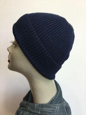 Wi 99v - Vreni Lorenzini - Kopfbedeckungen kaufen- Wintermodelle - dunkelblau