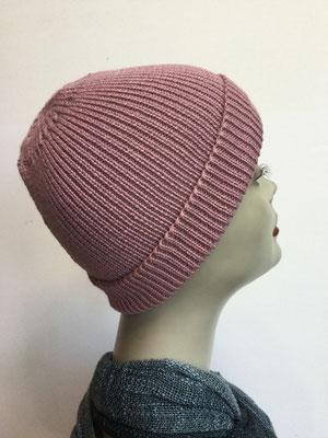 Wi 99s - Vreni Lorenzini - Kopfbedeckungen kaufen- Wintermodelle - vieux-rose