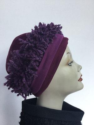 Wi 119g Stirnband mit doppelter Baumwolle (Krempe) - Vreni Lorenzini
