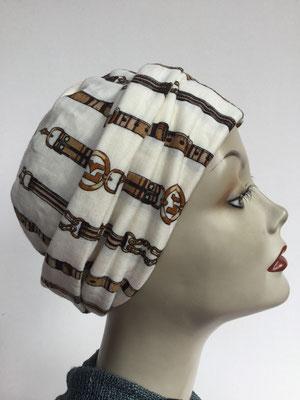 Wi 19h - Beanie genäht - vintage edel - Kopfbedeckung kaufen