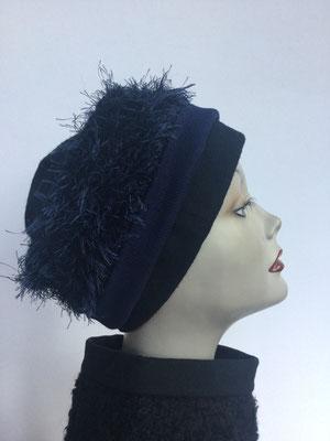 Wi 116 Stirnband mit doppelter Baumwolle (Krempe) - Vreni Lorenzini