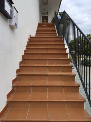 Treppchen