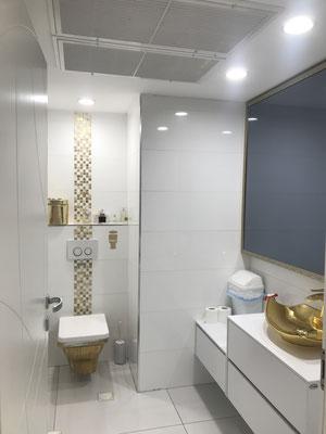 Guest's restroom