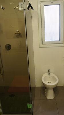 Shower bathroom