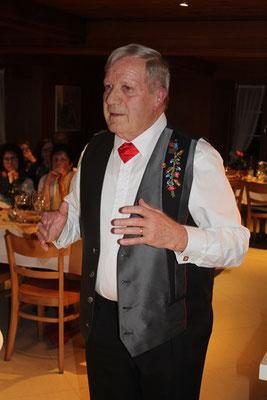 Peter Schüpfer, 50 Jahre Festwirt