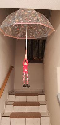 21.12. - Zu viel Mary Poppins geschaut?
