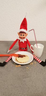 14.12. - Mmmmhh Kekse ...