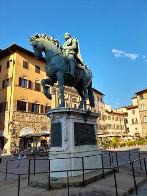 Equestrian statue of Cosimo I
