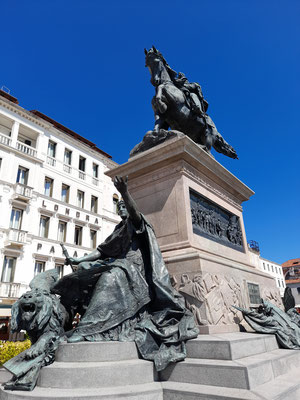 Reiterstandbild Bartolomeo Colleoni