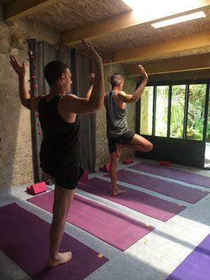 Les Jardins de la Boirie Ly Reiki Yoga 1